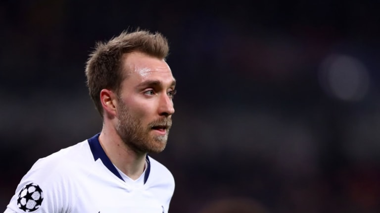 Christian Eriksen's Agent Provides Update on Tottenham Contract Talks Amid Real Madrid Interest