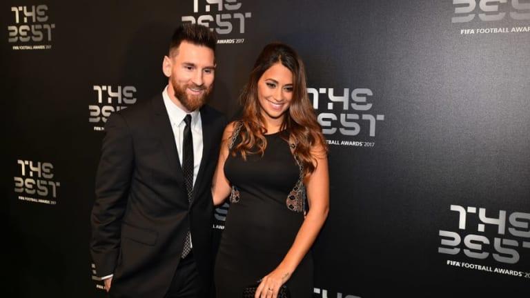 La felicitación de Leo Messi a Antonella Roccuzzo por su cumpleaños