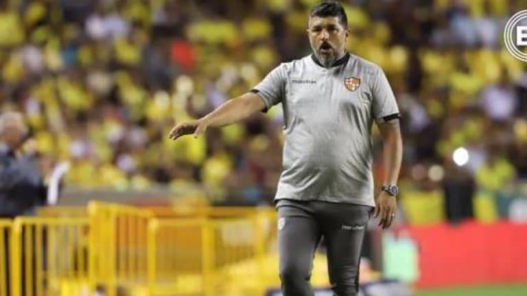 OFICIAL  Leonardo Ramos es fuertemente sancionado por la LigaPro