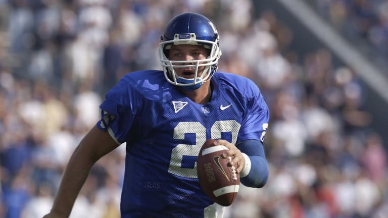Former Kentucky QB Jared Lorenzen Hospitalized While Battling Infection
