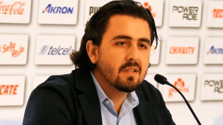 El mensaje de Amaury Vergara tras la derrota de Chivas contra River Plate