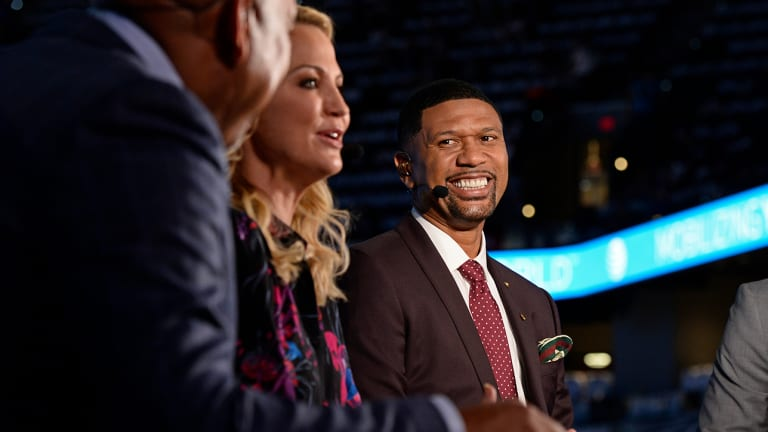 'It Don't Stop': Jalen Rose's Work Days Are a Whirlwind