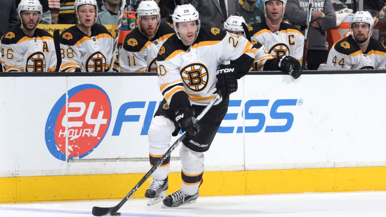 Bruins Sign NHL Journeyman Lee Stempniak to One-Year Contract