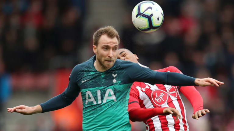 Christian Eriksen Claims Tottenham 'Threw Away' Chance to Return to Winning Ways Against Southampton