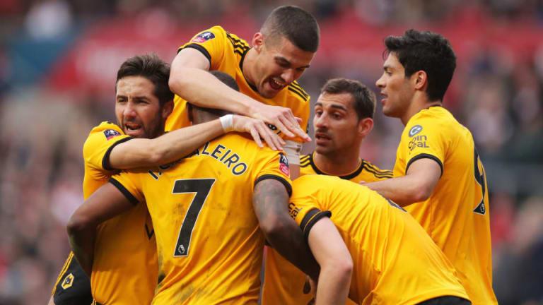 Los Wolves de Raúl Jiménez avanzan a cuartos de final en la FA Cup