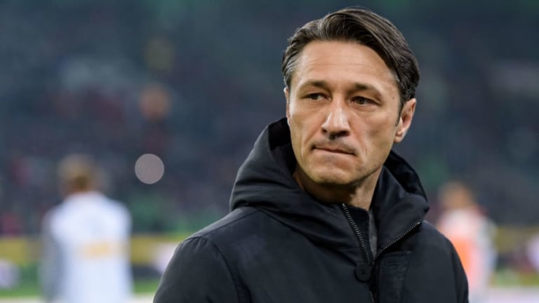 Niko Kovac Claims Bundesliga Is 'Open' Following 5-1 Hammering of Borussia Mönchengladbach
