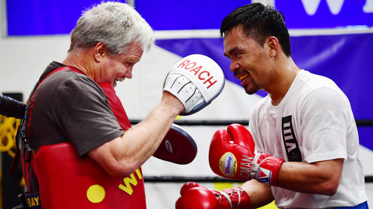 The Many Stages of Manny: How Pacquiao Keeps Reinventing Himself