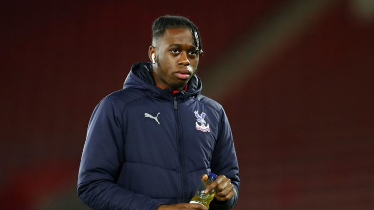 Roy Hodgson Makes Honest Admission About Aaron Wan-Bissaka's Meteoric Rise at Selhurst Park