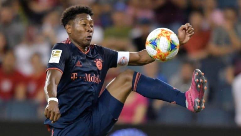 El FC Barcelona podría ofrecer a Umtiti como moneda de cambio para fichar a Alaba