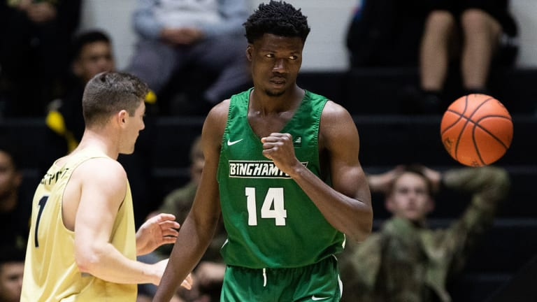 Binghamton University Basketball Player Calistus Anyichie Identified in Drowning