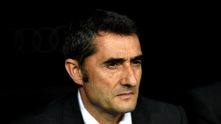 """Valverde: """"Con el tiempo, quizás habrá una mujer aquí sentada"""""""