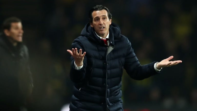Napoli vs Arsenal: Unai Emery's Best Available Gunners Lineup
