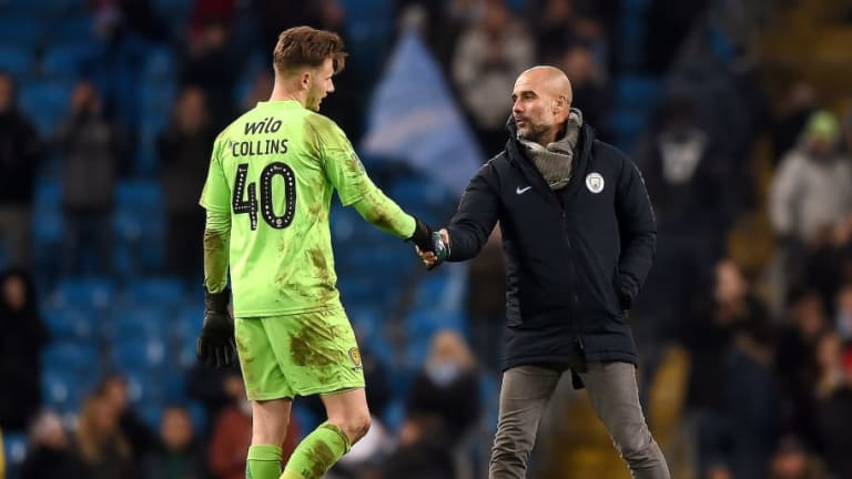 Pep Guardiola Says Burton 'Have to Be Proud' of Carabao Cup Run Despite 9-0 Hammering By Man City