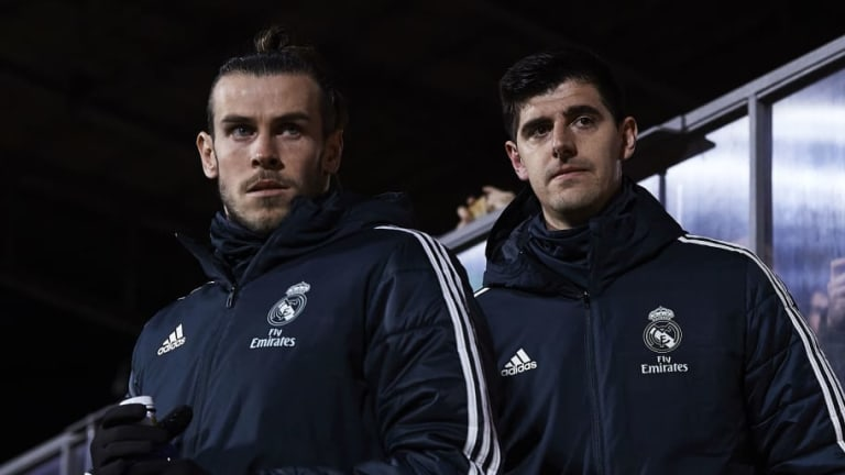 Thibaut Courtois Claims Real Madrid Teammate Gareth Bale Has Not Adapted to Spanish 'Way of Life'
