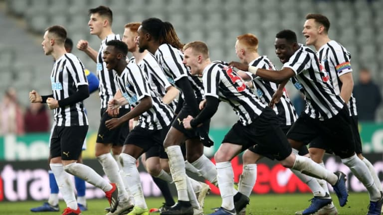 Elias Sørensen's Loan Status 'Up for Discussion' According to Newcastle U-23 Manager