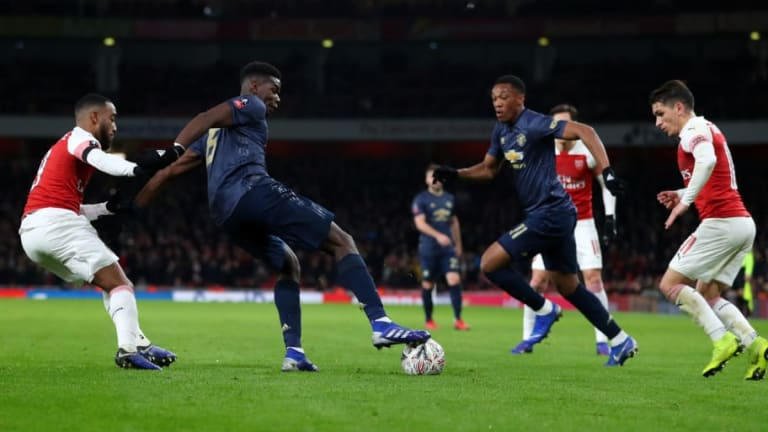 Arsenal vs Man Utd Preview: Where to Watch, Live Stream, Kick Off Time & Team News