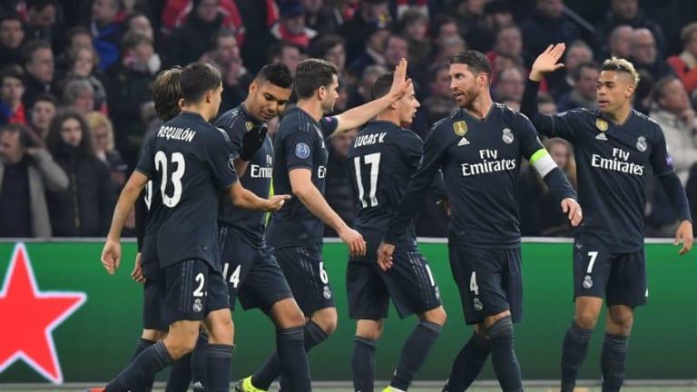 El Real Madrid quedó eliminado una sola vez en la historia tras ganar la ida como visitante