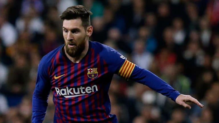 Hoy es un gran día para que Messi de un golpe encima de la mesa