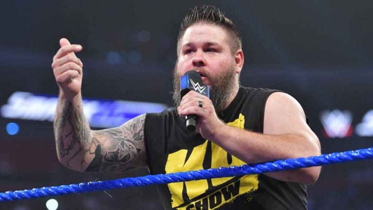 Kevin Owens Q&A: Previewing His SummerSlam Match vs. Shane McMahon