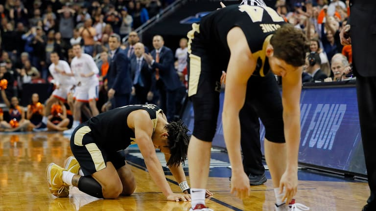 Virginia-Purdue Classic Features Worst Bad Beat of College Basketball Season