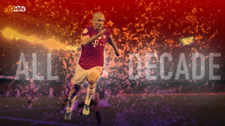 Arjen Robben: The Flying Dutchman Who Became a Modern Legend at Bayern Munich