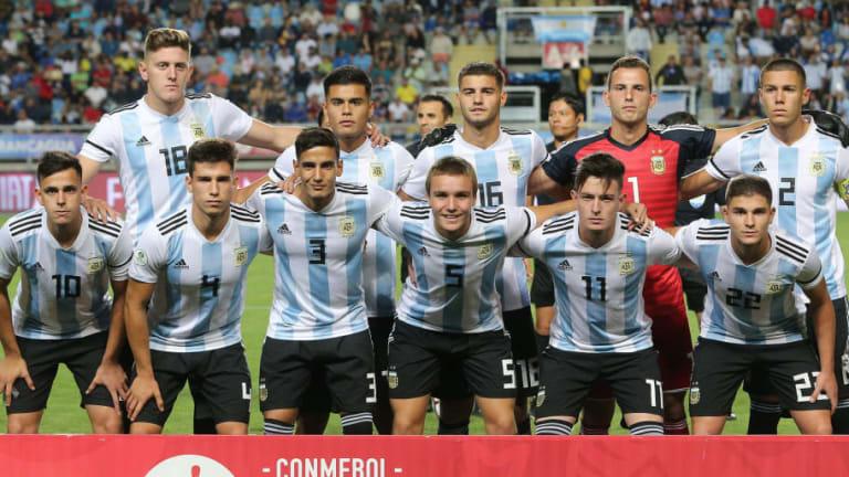 Los tres jugadores mayores de 23 años en los que piensa Batista para los Panamericanos