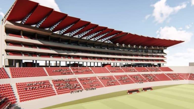 Atlético San Luis planea ampliar su estadio