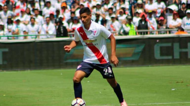 Kevin Minda podría fichar por un club de Guayaquil