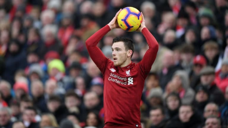 Liverpool's Andrew Robertson Credits Everton Boss Marco Silva With Aiding Development Ahead of Derby