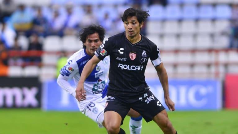 El chileno Matías Fernández está cerca de abandonar la Liga MX para firmar con FC Cincinnati