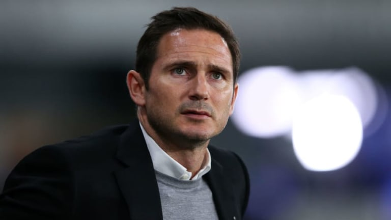 Frank Lampard Responds to Ongoing Speculation Linking Him With Chelsea Return