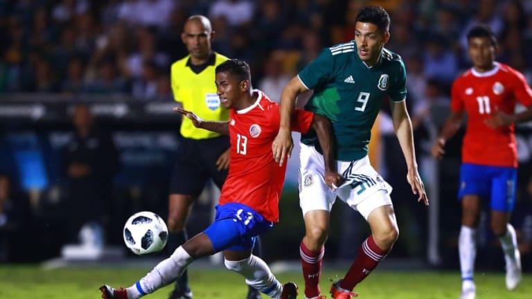 Costa Rica será el rival de México en los cuartos de final de la Copa Oro