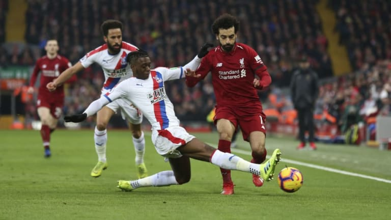 Bayern Munich Join Race for £40m-Rated Crystal Palace Starlet Aaron Wan-Bissaka