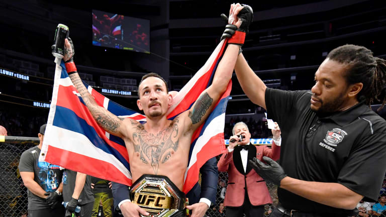 Max Holloway Retains Featherweight Title With Win Over Frankie Edgar at UFC 240