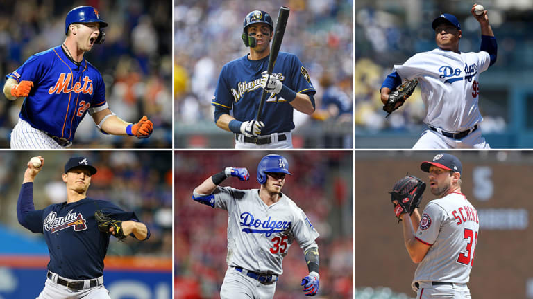 The National League Award Races Are Ridiculously Close With Weeks to Go