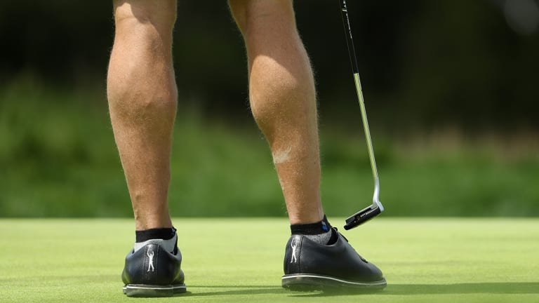 The Growing Legend of Phil Mickelson's Calves