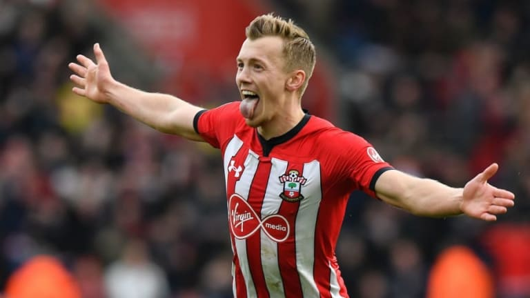 James Ward-Prowse Set to Earn Late England Call-Up After Injury to Liverpool Star