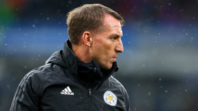 Brendan Rodgers Salutes His Side's Mentality After 10-Man Leicester Win at Burnley