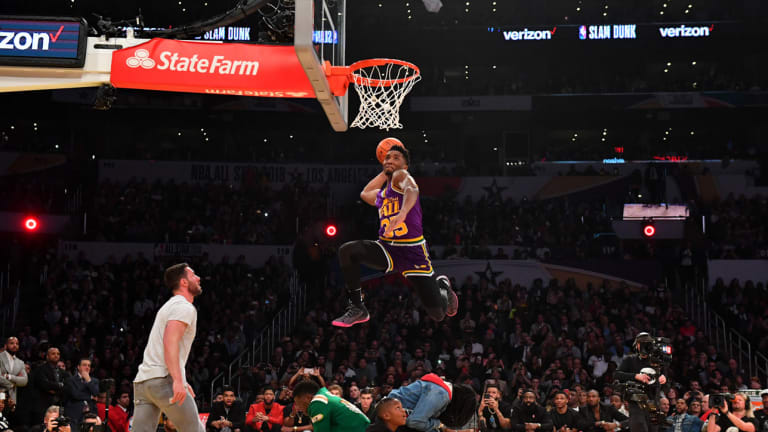 Who Won the NBA All-Star Slam Dunk Contest Last Year?
