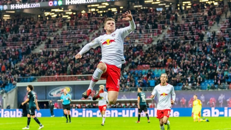 Liverpool Remain in the Hunt for Timo Werner But Face Competition From Dortmund, Bayern & Spurs