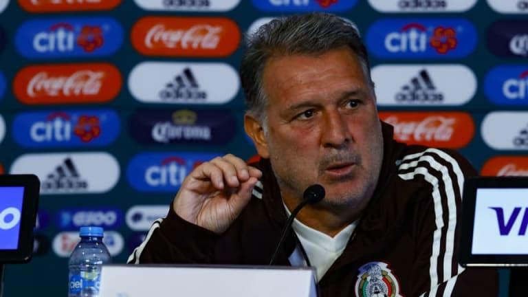 La convocatoria de la Selección Mexicana para la próxima fecha FIFA