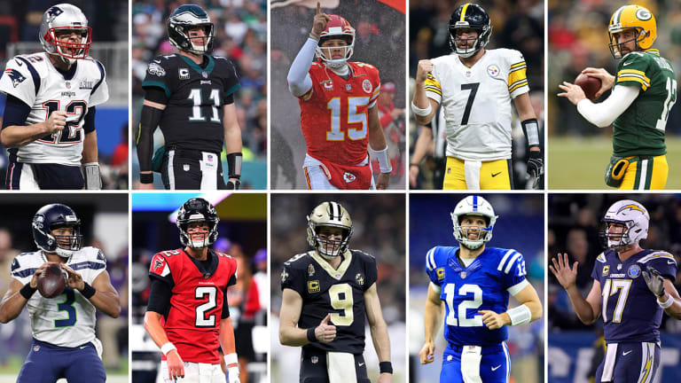 The NFL's Top 10 Quarterbacks for 2019 | The MMQB NFL Podcast