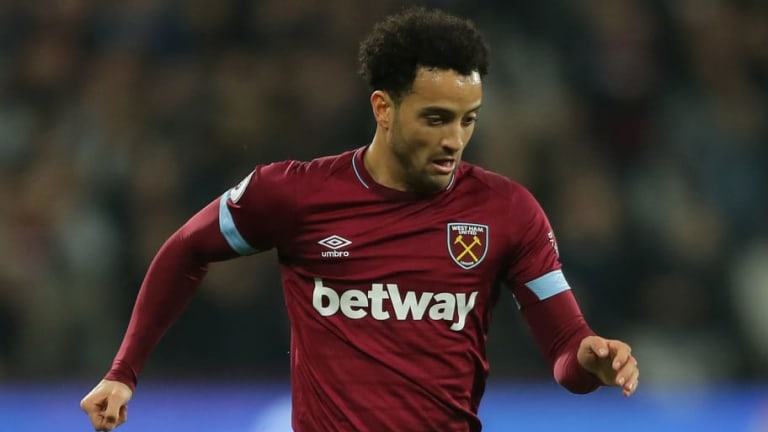 Felipe Anderson Names the Hammers Legend He Hopes to Emulate at the London Stadium