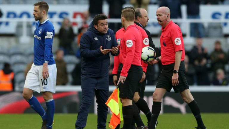 Marco Silva Eviscerates Officials for 'Big Mistake' After 3-2 Loss to Newcastle
