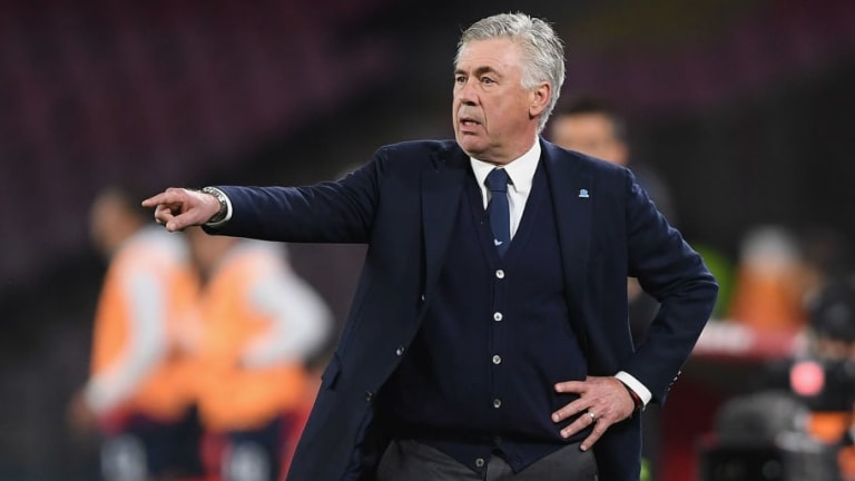 Carlo Ancelotti Reveals Why Napoli Could Struggle Against Arsenal After 1-1 Genoa Draw