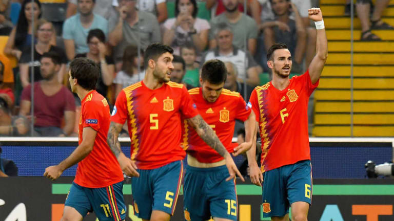 Spain 2-1 Germany: Report, Ratings & Reaction as La Roja Are Crowned Euro Under-21 Champions
