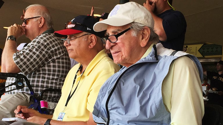 Tommy Giordano, MLB's Oldest Scout, Dies at 93