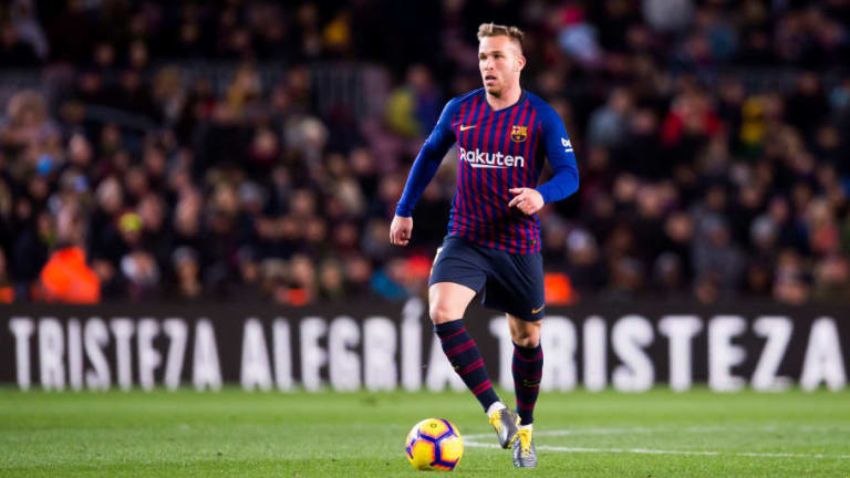 Arthur Returns to Barcelona Matchday Squad Ahead of Second Leg Against Real Madrid