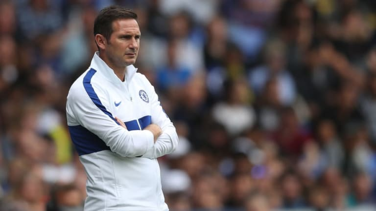 Frank Lampard Addresses Abusive Chants From Chelsea Supporters After Win Against Reading