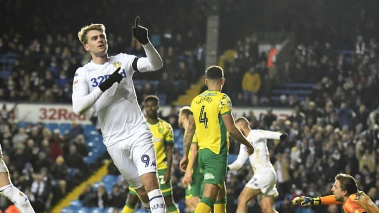 Mick McCarthy 'Doing His Damnedest' to Convince Leeds' Patrick Bamford to Choose Republic of Ireland